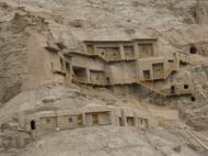 The Kizil Grottos - Kucha
