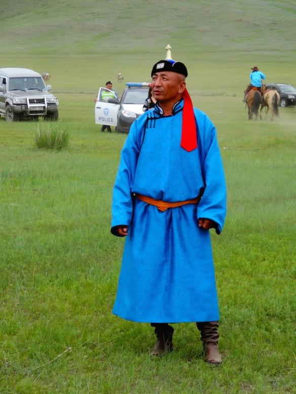 Nadaam Festival Mongolia