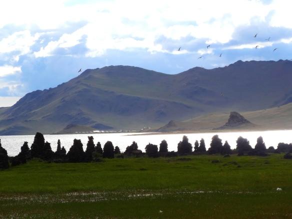 lake mongolia