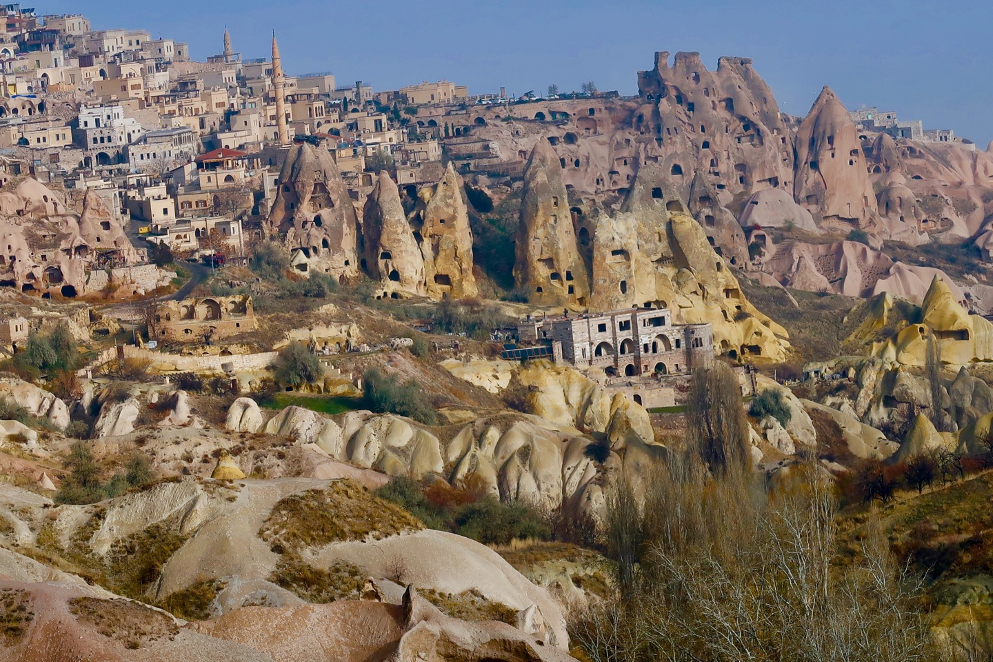 Heaven is a place on earth, and its name is Cappadocia, Turkey